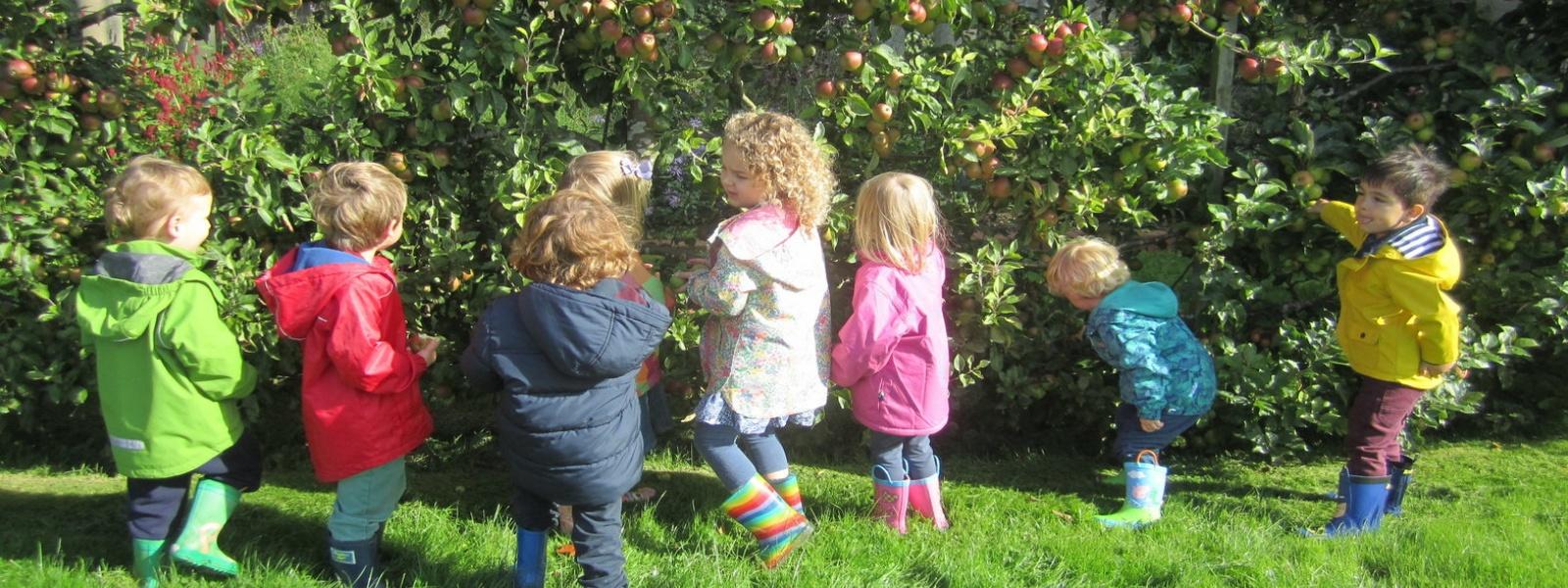 Overbury Pre-school Nursery nr Tewkesbury -