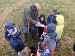 Worm counting