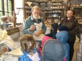 Pottery visit