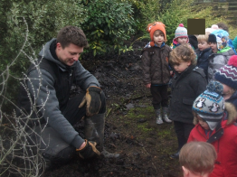 Composting with Leigh and Tom